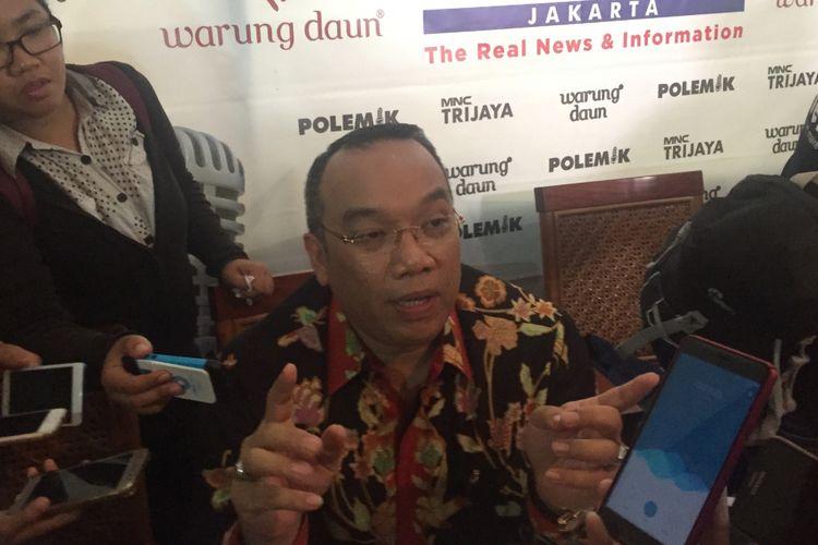 Guru Besar Manajemen Konstruksi Universitas Pelita Harapan (UPH) Manilan Ronald Simanjuntak.