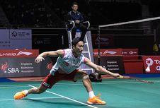 Piala Sudirman, Kalah pada 2 Nomor Tunggal Jadi Alasan Jepang Gagal Juara