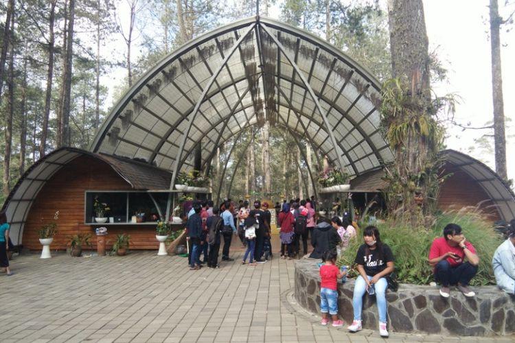 Merasakan Paket Komplet Liburan Di Orchid Forest Cikole
