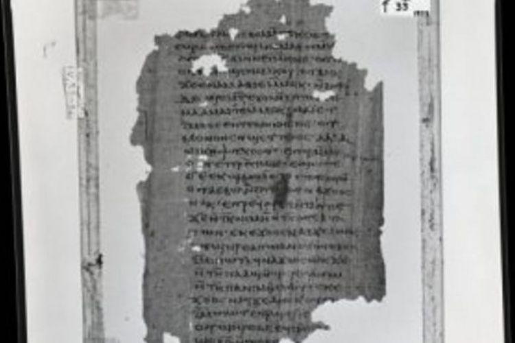 Surat Kuno Tentang Yesus