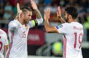 Usai Ditahan Jerman, Sergio Ramos Kenang Momen 13 Tahun Lalu