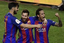 Demi Dapatkan Neymar dan Griezmann, Barcelona Bisa Cuci Gudang Pemain