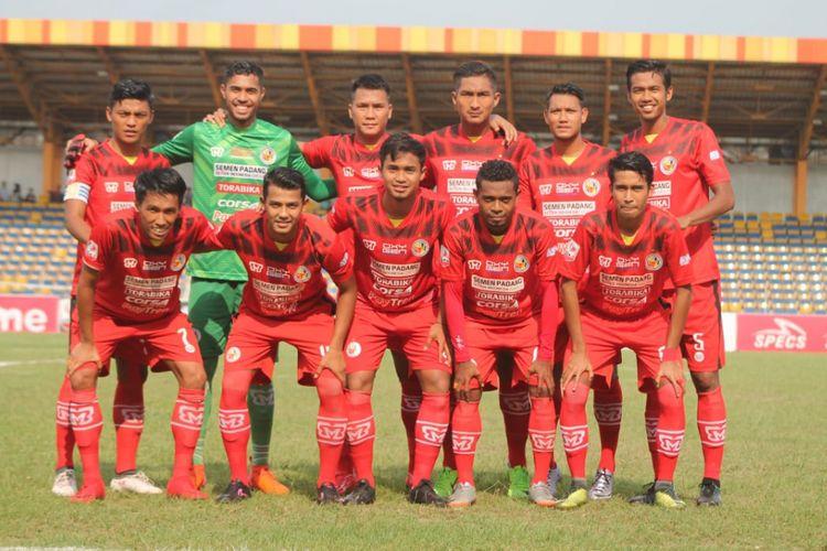 Skuat Semen Padang untuk mengarungi Liga 2 Indonesia musim ini. Semen Padang melepas empat pemain untuk merampingkan skuat.