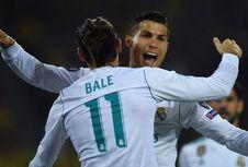 Jadwal Siaran Langsung Liga Champions, Real Madrid Vs Dortmund