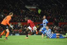 Peran Vital Lukaku pada 5 Laga Terakhir Manchester United