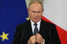 Putin Ancam Bakal Membalas jika AS Keluar dari Perjanjian Nuklir
