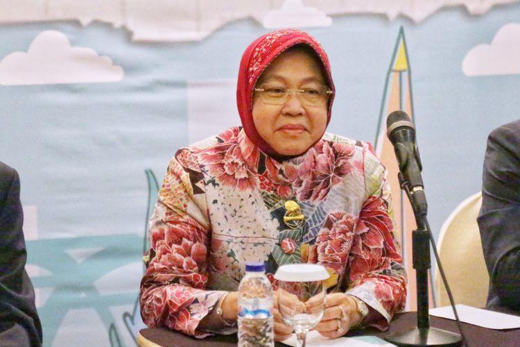 Wali Kota Surabaya Tri Rismaharini
