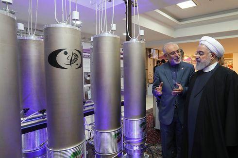 Cadangan Uranium Iran Bakal Melebihi Batas pada 27 Juni