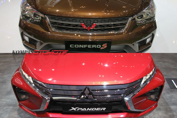 Xpander VS Wuling