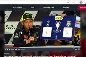 Saat Rossi, Dovizioso, dan Marquez Prediksi Skor Final Liga Champions