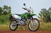Kawasaki KLX 230 Versi Ekspor Sudah Pakai ABS