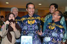 Mengobrol dengan Presiden, Dewi dan Nadiatun Dapat Sepeda...