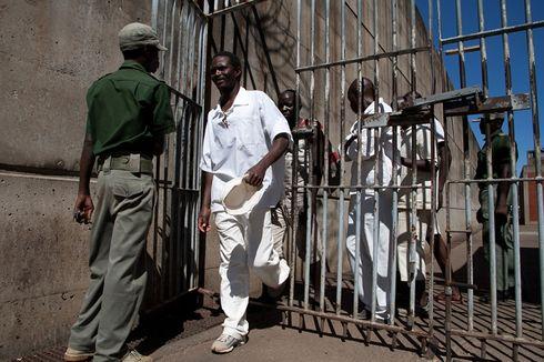 Penjaranya Penuh Sesak, Presiden Zimbabwe Ampuni 3.000 Tahanan