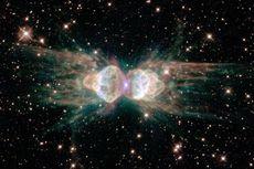 Nebula Semut Ditemukan Menembakkan Laser, Ada Apa?