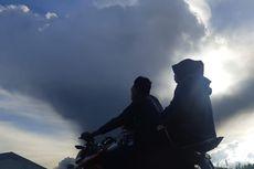 Gunung Api Sinabung Kembali Erupsi dengan Ketinggian Kolom  Abu 7.000 Meter