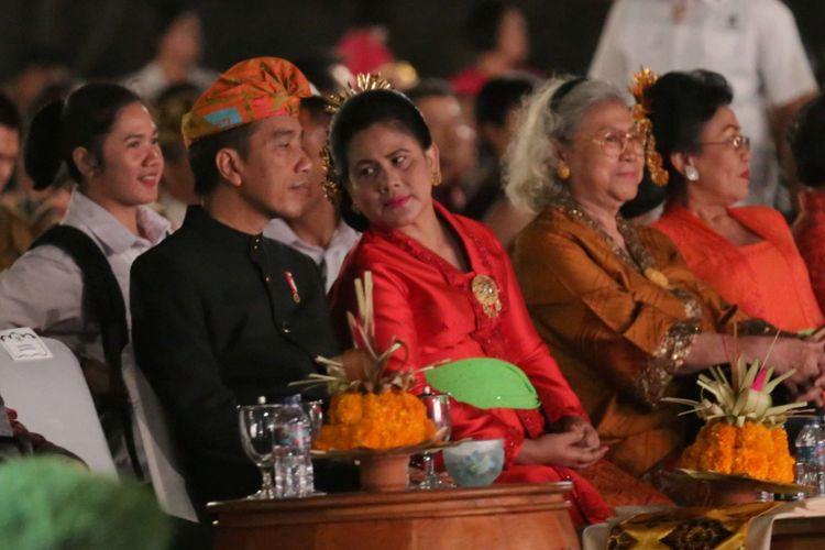 Jokowi: Baru Semester Enam, Sudah Saya Ajak Kawin...