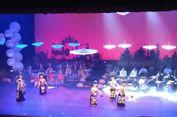Anak Muda Berbagai Negara Menari Tradisi Nusantara