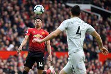 Man United Vs West Ham, Solskjaer Anggap Timnya Menang karena Hoki