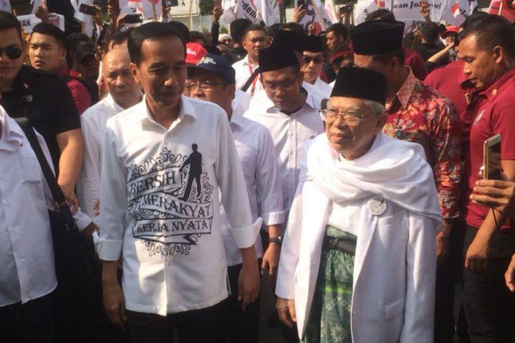 Memaknai Posisi KH Ma'ruf Amin sebagai Bakal Cawapres Jokowi