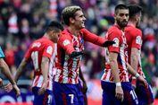 Hasil Liga Spanyol, Atletico Tertahan, Villarreal Salip Real Madrid