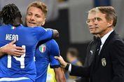 Italia Vs Finlandia, Mancini Sebut Moise Kean Miliki Potensi Besar
