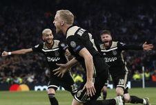 8 Tim Treble Winners Sejauh ini, Ajax Berpotensi Menjadi Tim Ke-9