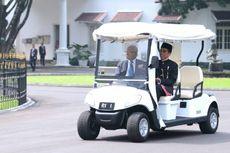 Curhat Jokowi yang Tergoda untuk Bawa Mobil Sendiri dan Indonesia