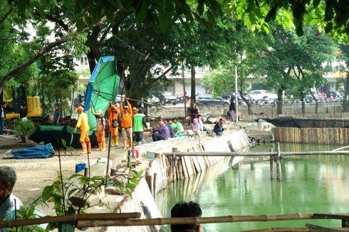 Para Pedagang Akan Dipusatkan di Sisi Selatan Danau Sunter
