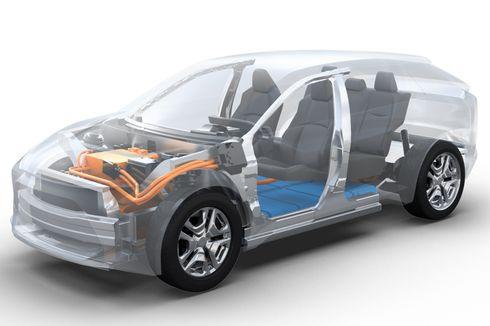 Toyota dan Subaru Kolaborasi Bikin SUV Listrik