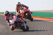 Marquez Coba Lawan Ducati di GP Aragon