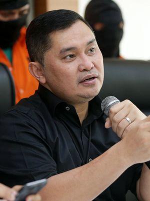 Direktur Tindak Pidana Siber Bareskrim Polri Brigjen Pol Fadil Imran.