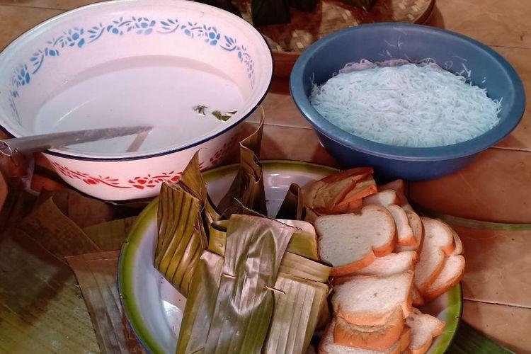 bahan bahan Kopyor Roti