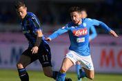Hasil Liga Italia, Napoli Kian Kokoh, Lazio Geser Inter Milan