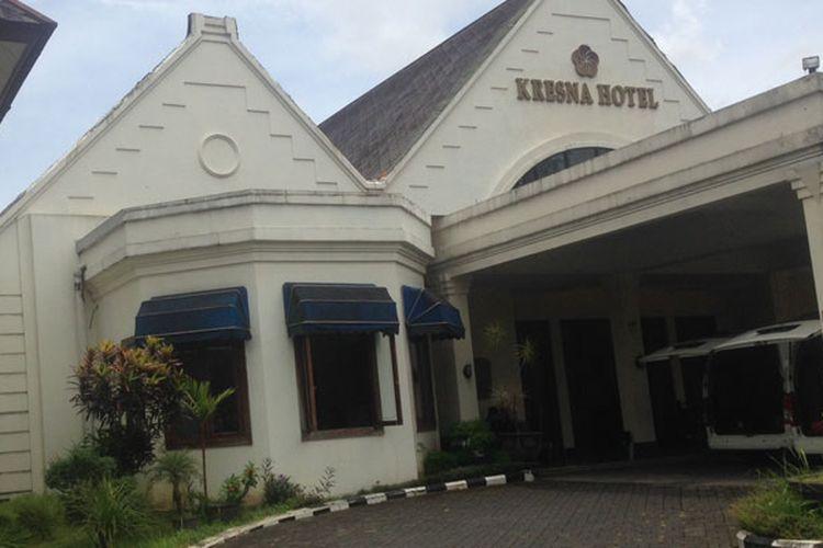 Hotel Kresna Wonosobo.