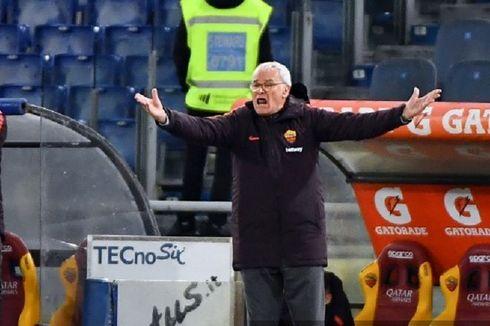 Jadwal Liga Italia, AS Roma vs Juventus, Big Match Terakhir Ranieri