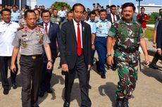 Ditanya Polemik UU MD3, Jokowi Enggan Komentar