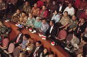 Jokowi Hadiri HUT Megawati Soekarnoputri