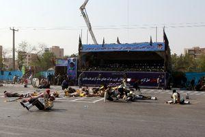 Parade Militer Diserang, Iran Panggil Diplomat Denmark, Belanda, dan Inggris