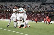 Luis Milla Puas Timnas U-23 Indonesia Kalahkan Singapura