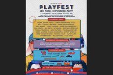 Sheila On 7 hingga Efek Rumah Kaca Siap Ramaikan Playfest 2019