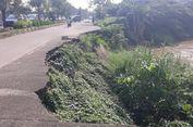 Tanggul Kali Bekasi di Jalan Raya Cipendawa Akan Diperbaiki Awal 2019