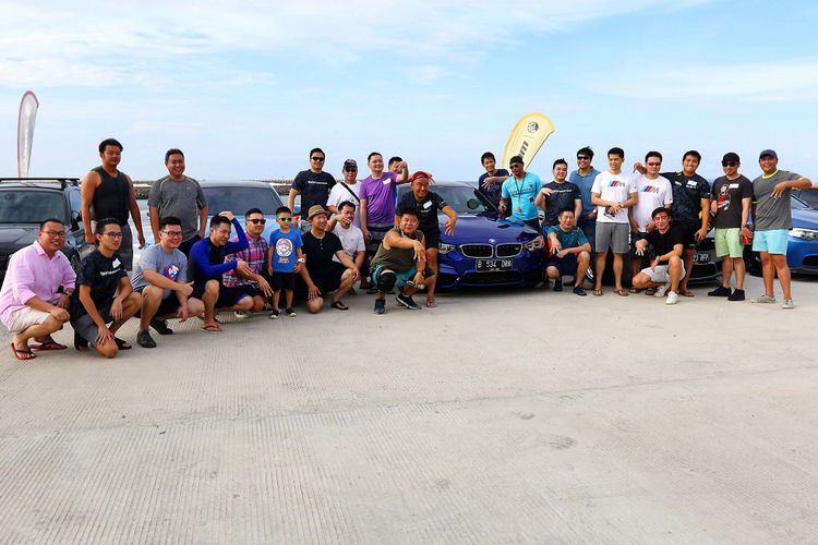 BMW M Owners Club Indonesia (MOCI)