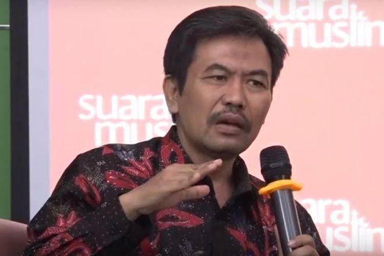 Guru Besar Ilmu Politik Universitas Airlangga, Prof Kacung Marijan.