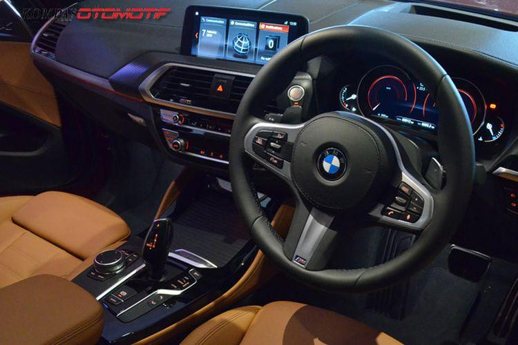 Interior All New BMW X4