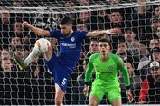 Chelsea Vs Eintracht Frankfurt, Kali Ini Kepa Sukses di Adu Penalti
