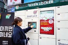 7 Eleven Sediakan Layanan Loker Pintar