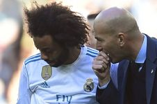 Cedera Marcelo Jadi Kabar Buruk bagi Real Madrid