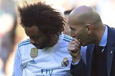 Marcelo Frustrasi Real Madrid Imbang Lagi