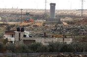 Terpisah oleh Tembok Israel, Keluarga Palestina Ini Dirikan 'Republik'