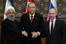 Turki dan Iran Berjanji Mempertahankan Aliansi dengan Rusia